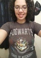A photo of Rowena, a tutor from Arizona State University