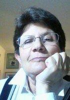 A photo of Nancy, a tutor from Case Western Reserve University