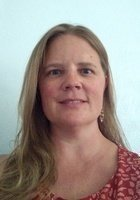 A photo of Tabitha, a tutor from Humboldt State University