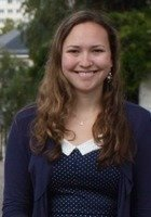 A photo of Aubrie, a tutor from Belmont University