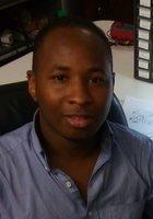 A photo of Mahamadou, a tutor from Lousiana Tech University