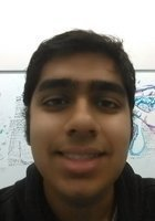 A photo of Varun, a tutor from Dartmouth College