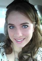A photo of Abby, a tutor from Wright State University
