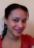 A photo of Moya, a tutor from Stanford University