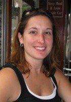A photo of Donna, a tutor from Adelphi University