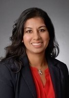 A photo of Sameena, a tutor from University of Georgia