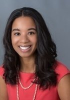 A photo of Ashley, a tutor from Georgetown University