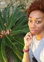 A photo of Ashley, a tutor from Morgan State University