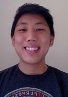 A photo of Aaron, a tutor from UAB