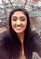 A photo of Shona, a tutor from Virginia Commonwealth University