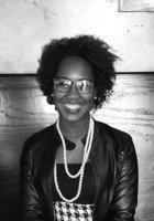 A photo of Jamila, a tutor from Howard University