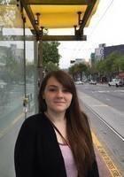 A photo of Alyssa, a tutor from Kansas State University