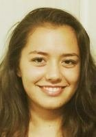 A photo of Emily, a tutor from Smith College