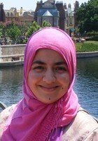 A photo of Asmaa, a tutor from University Bordeaux 3