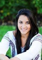 A photo of Hanna, a tutor from University of Kansas