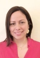 A photo of Adriana, a tutor from La Salle University