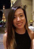 A photo of Megan, a tutor from CUNY Bernard M Baruch College