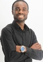 A photo of Ofejiro, a tutor from University of Maryland Eastern Shore