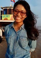 A photo of Sreyneath, a tutor from University of Redlands