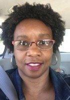 A photo of Dawn, a tutor from Northwestern University