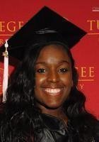 A photo of Alexis, a tutor from Tuskegee University