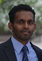 A photo of Dananjaya, a tutor from University of Peradeniya Sri Lanka