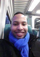 A photo of Kenneth, a tutor from SUNY College at Oswego