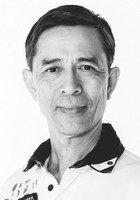 A photo of Paul, a tutor from Fudan University Shanghai China
