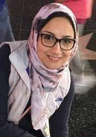 A photo of Heba, a tutor from ALEXANDRIA UNIVERSITY EGYPT