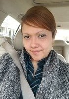 A photo of Annette, a tutor from CUNY John Jay College of Criminal Justice