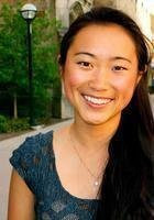 A photo of Monica, a tutor from Middlebury College