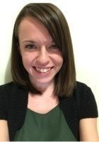 A photo of Katherine, a tutor from Northwestern University