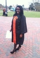 A photo of Algienelle, a tutor from Campbell University