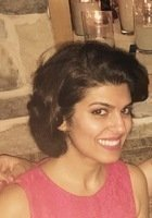A photo of Sheida, a tutor from Sorbonne University