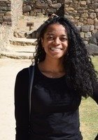 A photo of Jasmine, a tutor from Brown University
