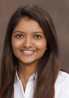 A photo of Anusha, a tutor from Washington University in St Louis