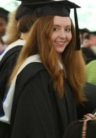 A photo of Rachael, a tutor from Goucher College