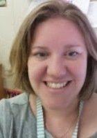A photo of Justi, a tutor from Lenoir Rhyne Collge