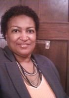 A photo of Gloria, a tutor from Columbia College