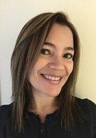 A photo of Sandra, a tutor from Universidade de Brasilia