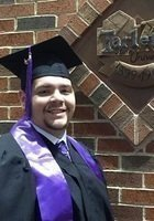 A photo of Marcus, a tutor from Tarleton State University