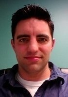 A photo of David, a tutor from Grove City College