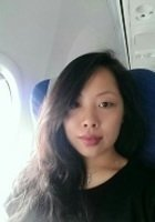 A photo of Annie, a tutor from Tunghai University