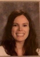 A photo of Julia, a tutor from Creighton University