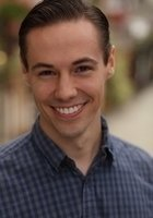 A photo of Aidan, a tutor from New York University