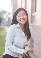A photo of Kathy, a tutor from College of William and Mary