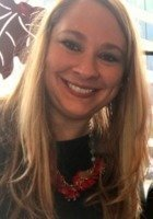 A photo of Liz, a tutor from University of Wisconsin - Stevens Point