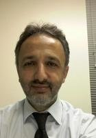 A photo of Halit, a tutor from Middle East Technical University