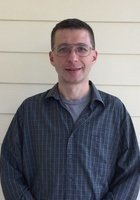 A photo of Denys, a tutor from Lviv National University Ukraine