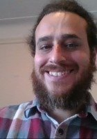A photo of Jesse, a tutor from Oberlin College